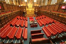 The House of Lords, from Wikipedia, so I assume usable
