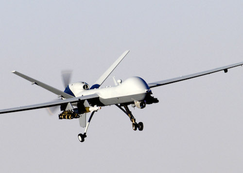 MQ 9 Reaper, from Wikipedia