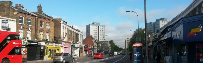 learnings of deptford, on the doorstep