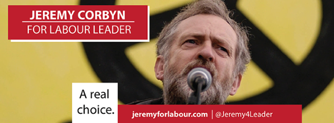 Jeremy Corbyn is running for Labour Leader