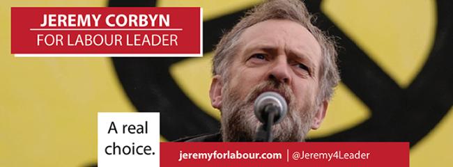 Vote Jeremy Corbyn