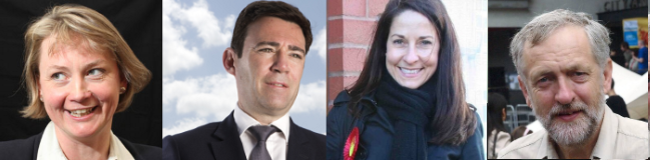 London's Labour Leadership Hustings
