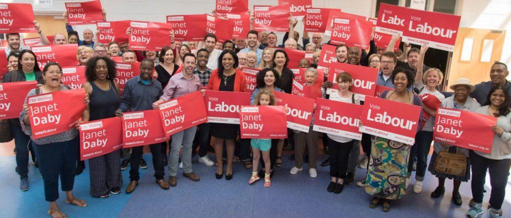 Lewisham East Campaigners