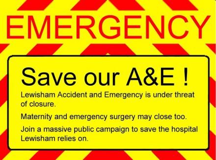 Save Lewisham Hospital