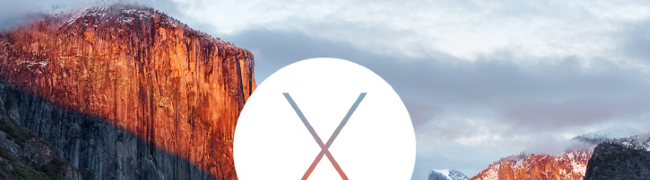 El Capitan with X Logo