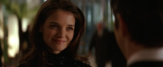 Rachel Dawes, the moral heart of Batman Begins