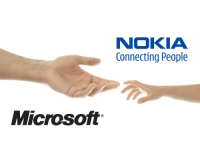 Nokia exits the mobile market