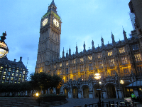 Parliament debates the Bedroom Tax