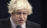 Boris Johnson, President of the USA