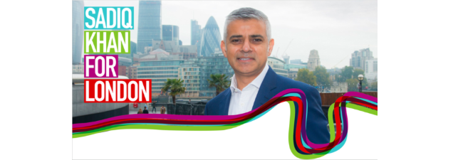Sadiq for London