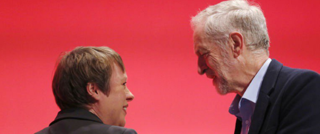 Labour's coming leadership election